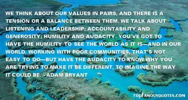 Accountability: Adam Bryant