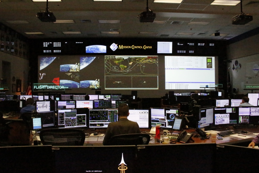 Christopher C. Kraft Jr. Mission Control Center, Wikipedia